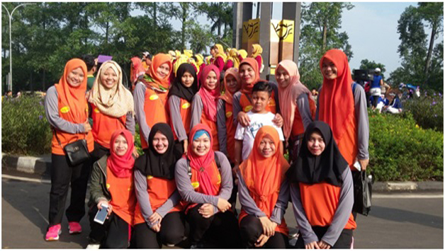 Germas Kota Tangerang 3