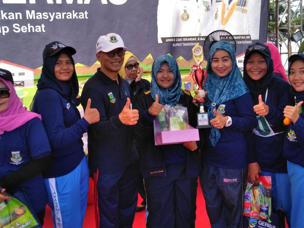Germas Kabupaten Tangerang 3