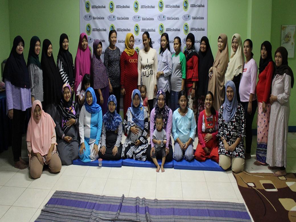 Pelatihan Hypno Medic Prenatal HCI AKBID KBH (10)