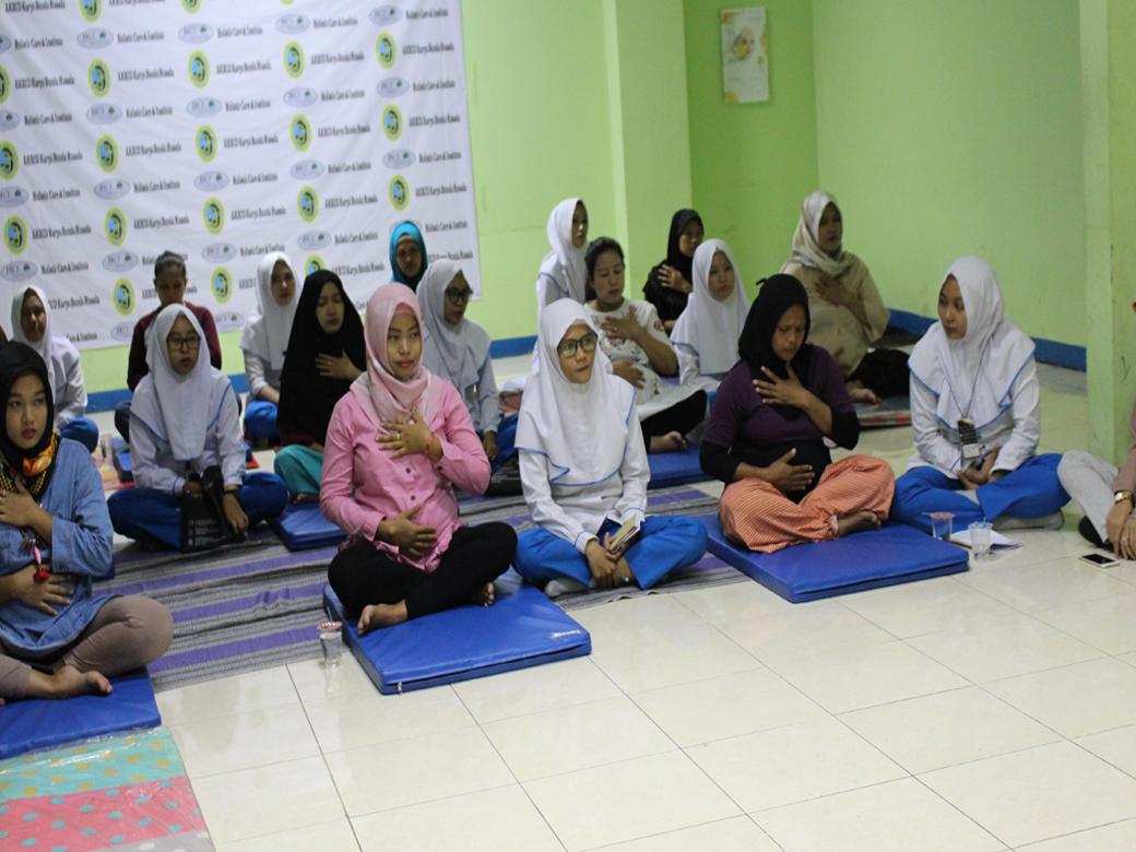 Pelatihan Hypno Medic Prenatal HCI AKBID KBH (8)