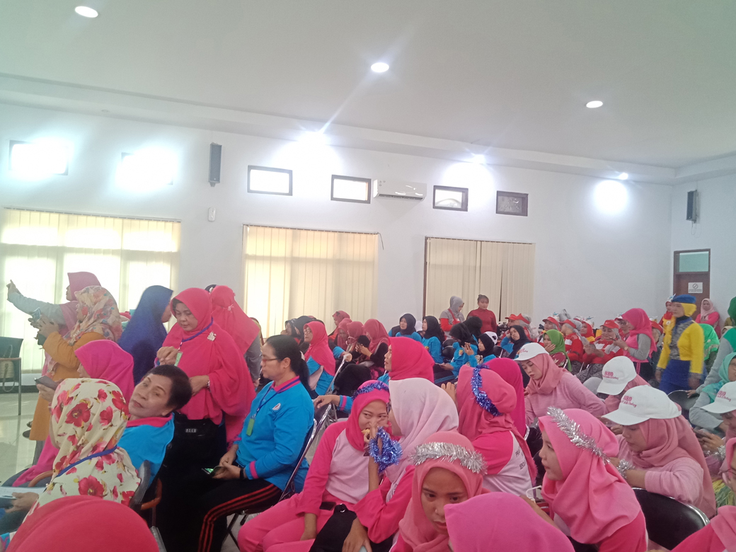 Lomba Senam Germas dan Kreasi Se Provinsi Banten Dalam Rangka HUT IBI Ke 68 (2)