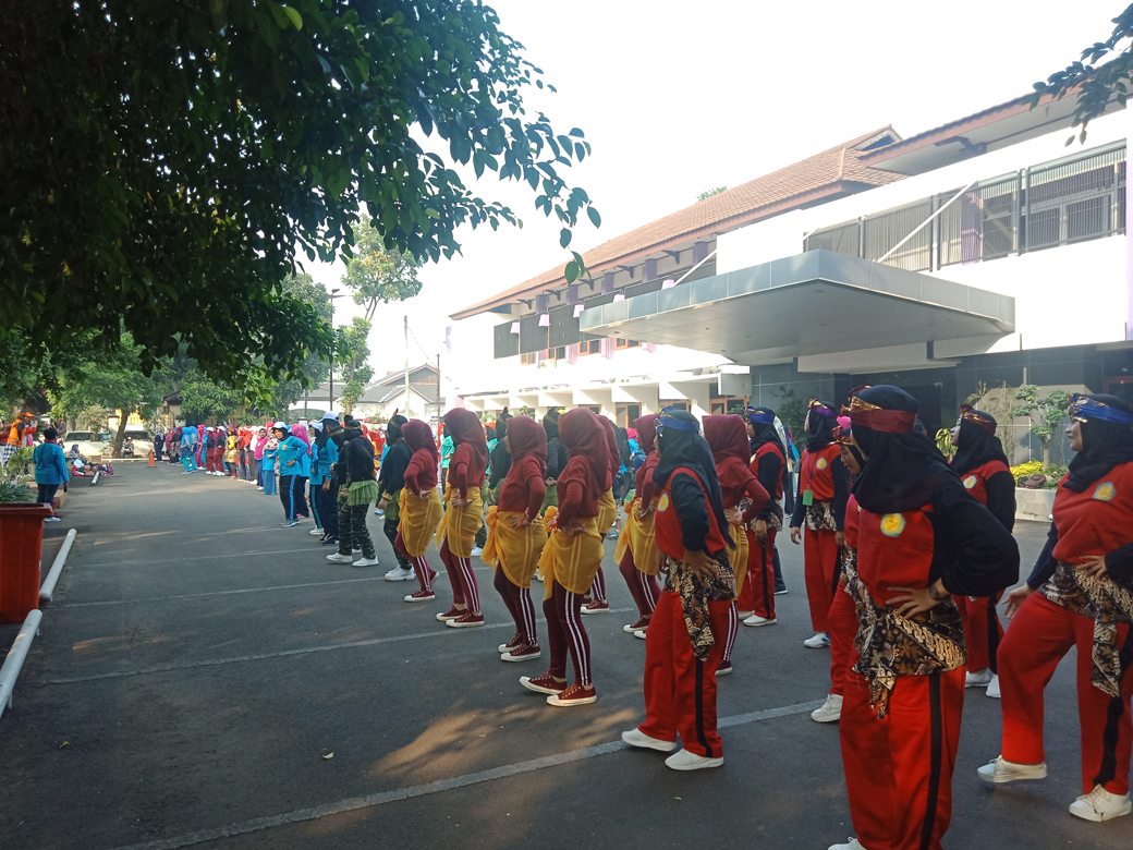 Lomba Senam Germas dan Kreasi Se Provinsi Banten Dalam Rangka HUT IBI Ke 68 (4)