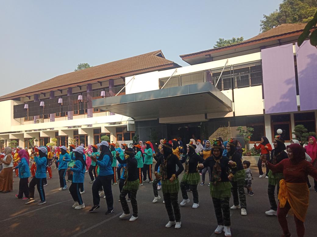 Lomba Senam Germas dan Kreasi Se Provinsi Banten Dalam Rangka HUT IBI Ke 68 (5)